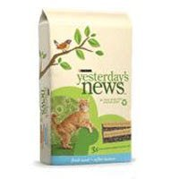 Yesterday's News 15lb Yesterday's News Products 702303 Yesterday's News Cat Litter 15 Pound