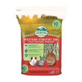 Oxbow S Western Timothy 90oz Oxbow Animal Health 40229 90oz Western Timothy Hay
