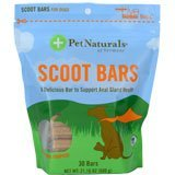 Pet Nat Scoot Bars 30ct Pet Naturals Scoot Bars 30 Ct. By Vetri Science