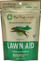 Pet Nat Dog Lawn Aid 60ct Pet Naturals Of Vermont Lawn Aid For Dogs 60 Count