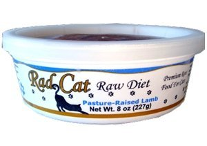 Rad Cat Free Rnge Ckn 24z Rad Cat Raw Diet 515106 Radcat Raw Diet Free Range Chicken For Pets 24 Ounce