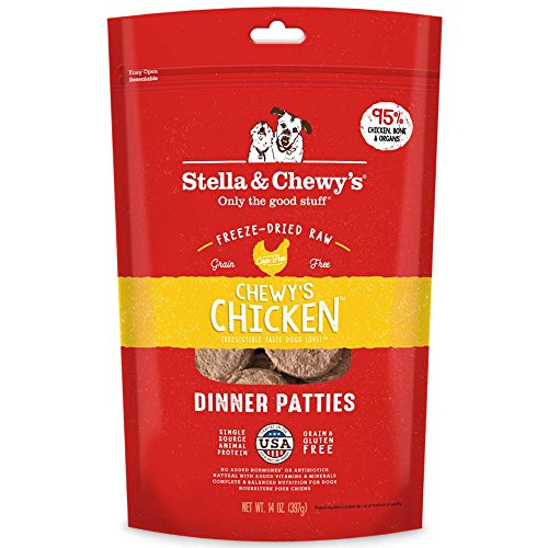 Stella & Chewy's Freeze Dried Chicken Dinner 15oz