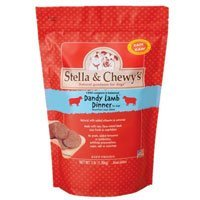 S&c Frzn Lmb Bone Veg 6lb Stella & Chewy's Frozen Dandy Lamb Dinner For Dog 6 Pound