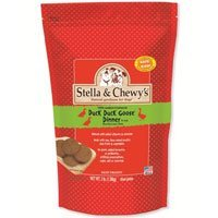 S&c Frzn Duck Duck Goose 3lb Stella & Chewy's Duck Duck Goose Frozen Dinner Dog Food 3 Lb Bag