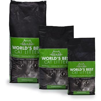 Wbl Clumping Litter 7lb World's Best Cat Litter Clumping Formula 7 Lbs. *world's Best Cat Litter 7lb