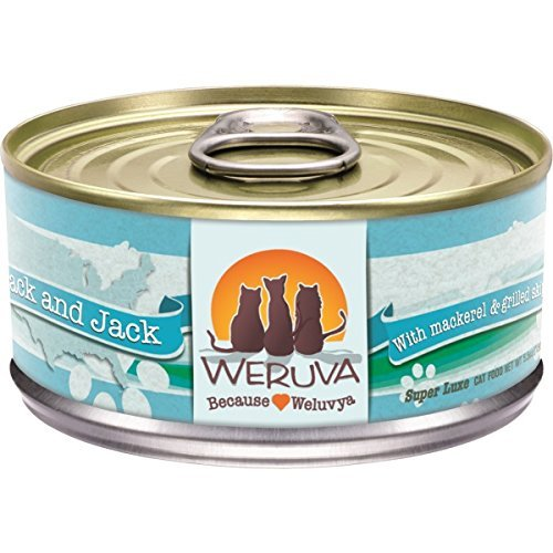 Weruva Mack & Jack 5.5oz *weruva Mack And Jack 5.5oz