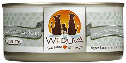 Weruva D Chicken Soup 5.5oz