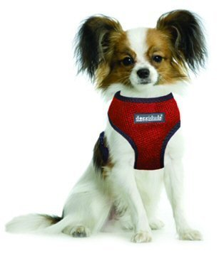 Vot Dd Harness Red Sm Vo Toys Doggiduds Comfy Harness Small Red 5 7 Lbs