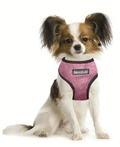 Vo Dd Harness Pink Xl Vo Toys Doggiduds Comfy Harness X Large Pink 20 29 Lbs