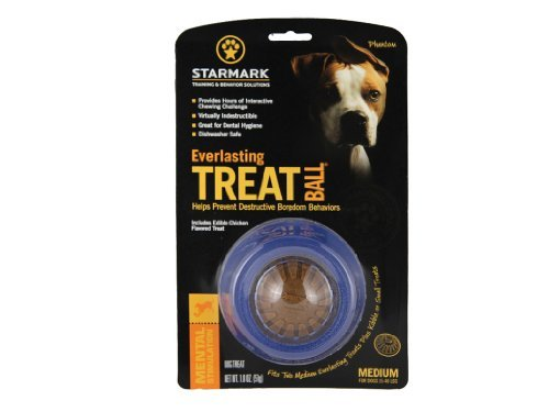 Trip Everlast Treat Ball Md Everlasting Treat Ball Medium