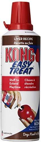 Kong Stuff N Liver Paste Kong Stuff'n Easy Treat 8 Ounce Liver