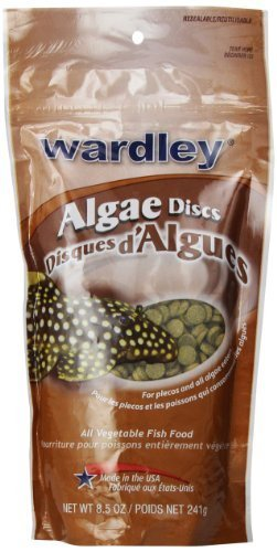 Ward Algae Discs 8.5oz Bag Wardley Premium Algae Discs 8 1 2 Ounce