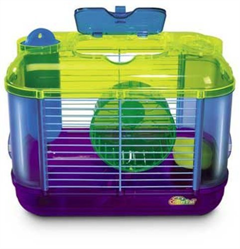 Spet Crittertrail Portable Super Pet Crittertrail Mini Two Habitat