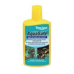 Tetra Aqua Safe 3.38oz Aquasafe Plus 1 Step 3.38oz