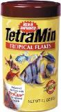 Tetra Staple Fish Flakes .42oz Tetra Pond 77101 Tetramin Tropical Fish Food Flakes .42 Oz. Quantity 12