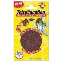 Tetra Vacationfeeder 14day 1pk Fish & Aquatic Supplies Vacation 14 Day Feeder 1.06oz