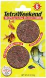 Tetra Weekend Feeder 5 Day 2pk Tetra 77151 Tetraweekend Tropical Slow Release 5 Day Feeder 2 Pack