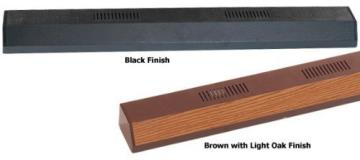 Perfecto Strip Light Flo 30in Perfecto Manufacturing Apf26302 Marineland Fluorescent Perfect A Strip Light Reflector For Aquarium 30 Inch Black