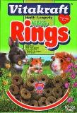 Vita Nibble Rings Sm Animl 11z Small Animal Nibble Rings