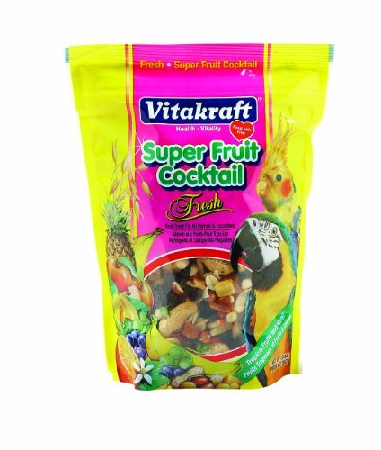 Vita Super Fruit Cocktail 20oz Vitakraft Super Fruit Cocktail And 20 Ounce Pouch