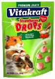 Vita Drops Hamster Berry 5.3oz Strawberry Drop For Hamster Treat 5 Oz.