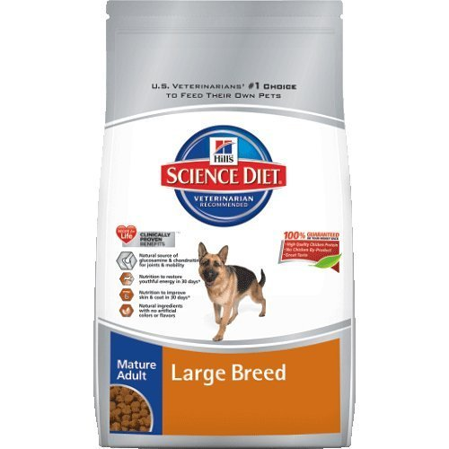 Hill's Science Diet Mature Adult Large Breed 33lb