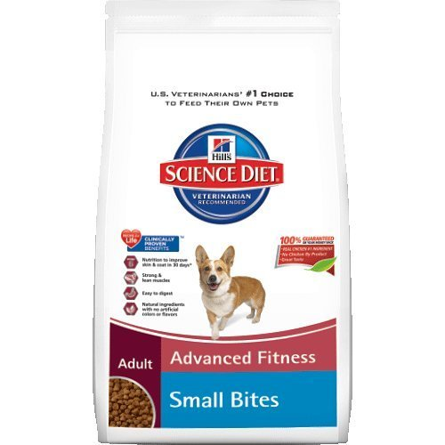 Hill's Science Diet Adult Advanced Fitness Small Bites Dog 17.5lb