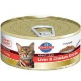 Hill's Science Diet Minced Liver Chicken Entree 3oz