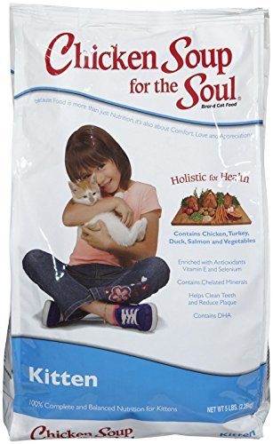 Chicken Soup The Soul Cat 5lb Chicken Soup The Soul Cat Chicken