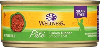 Wellness Turkey 5.5oz *wellness Cat Turkey 5oz