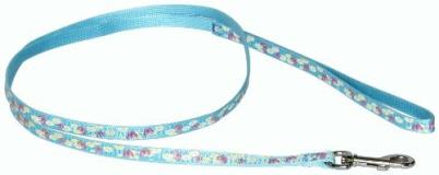 "Ham 3 8inx4' Snag Prf Brd Cat Hamilton 3 8"" X 4' Snag Proof Cat Lead Daisy Design Nylon Light Blue"