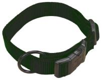 "Ham Cllr Adj 3 4""""x16 22"""" Md Bk Hamilton 3 4"" Adjustable Dog Collar Adjusts From 16 22 Inches Black"