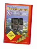 Sf Frozen Bloodworms Cube 3.5z San Francisco Bay Brand Asf88055 Bloodworms Cubes For Freshwater Fish 3.5 Ounce