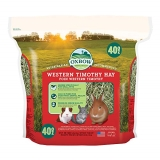 Oxbow Western Timothy Hay 40oz Oxbow Western Timothy Hay 40 Ounce Bag