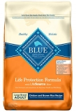 Blue Buffalo Large Breed Dog Chicken & Rice 15lb