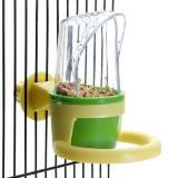 Jw Bird Clean Cup Feed Wter S Insight Clean Cup Hooded Cup Small *jw Bird Clean Cup Feed Wter S
