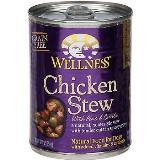 Wel D Stew Chicken 12.5oz *wellness Stew Chicken 12.5oz