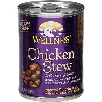 Wellness Chicken Stew With Peas & Carrots 12.5oz *wellness Stew Chicken 12.5oz