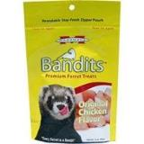 Mf Bandits Treats Chicken 4oz Marshall Bandits Ferret Treat 3 Ounce Chicken