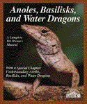 Barrons Books Anoles Basilisks And Water Dragon Bo