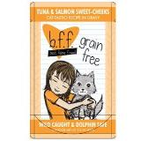 Bff Tuna & Salmon Sweet Cheeks In Gravy Pouches 3oz