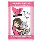 Bff Tuna & Duck Devour Me In Gravy Pouches 3oz