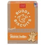 Cls Pnut Butter Biscuit 1lb Cloud Star Buddy Biscuits Dog Treats Peanut Butter Madness 16 Ounce Boxes