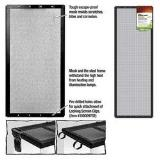 Zilla Screen Cover 36x12 30gal Zilla Zilla Metal Screen Cover 36 X 12 In.