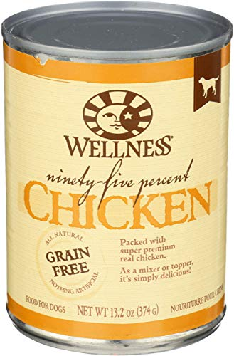 Wel D 95% Chicken 13.2oz *wellness Dog 95% Chicken 13.2