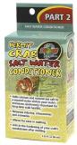 Zoo Hermit Crab Salt Watr Cond Zoo Med Hermit Crab Salt Water Conditioner 2.25 Ounce