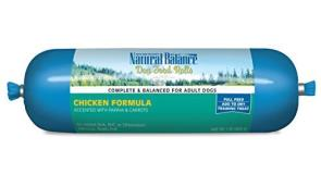 Natural Balance Chicken Roll 1lb
