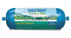 Natural Balance Chicken Roll 2.25lb