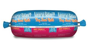 Natural Balance Beef Dog Roll 4oz