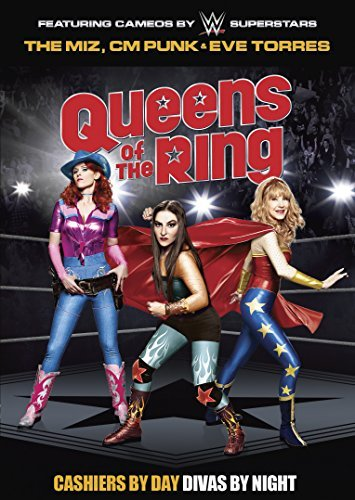 Queens Of The Ring Queens Of The Ring DVD Nr